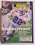 Sports Illustrated Magazine -feb 7, 1994- Emmitt Smith