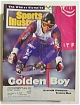 Sports Illustrated Magazine -feb 21, 1994- Tommy Moe