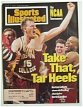 Sports Illustrated Magazine-mar 28, 1994-boston College