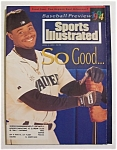 Sports Illustrated Magazine-apr 4, 1994-ken Griffey Jr