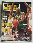 Sports Illustrated Magazine - May 2, 1994 - Gary Payton