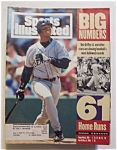 Sports Illustrated Magazine-june 6, 1994-ken Griffey Jr