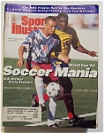 Sports Illustrated Magazine-july 4, 1994-ernie Stewart