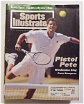 Sports Illustrated Magazine-july 11, 1994-pete Sampras