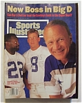 Sports Illustrated Magazine-august 1, 1994-smith/aikman