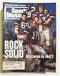 Sports Illustrated Magazine - August 29, 1994 - Arizona