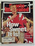 Sports Illustrated Magazine - Jan 9, 1995 - Tom Osborne