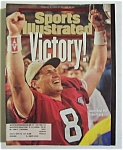 Sports Illustrated Magazine-feb 6, 1995-steve Young