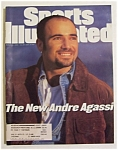 Sports Illustrated Magazine-march 13, 1995-andre Agassi