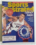 Sports Illustrated Magazine - April 3, 1995