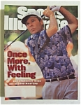 Sports Illustrated Magazine-april 17, 1995-ben Crenshaw