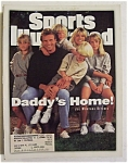 Sports Illustrated Magazine-april 24, 1995-joe Montana