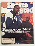Sports Illustrated Magazine-june 26, 1995-kevin Garnett