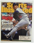 Sports Illustrated Magazine -july 10, 1995- Hideo Nomo