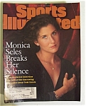 Sports Illustrated Magazine-july 17, 1995-monica Seles