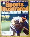 Sports Illustrated Magazine-august 14, 1995-greg Maddux