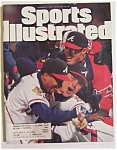 Sports Illustrated-november 6, 1995-atlanta Braves