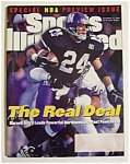 Sports Illustrated Magazine-nov 13, 1995-darnell Autry