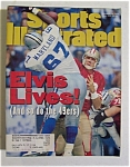 Sports Illustrated Magazine-november 20, 1995-49ers