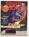 Sports Illustrated Magazine-nov 27, 1995-jacque Vaughn