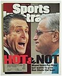 Sports Illustrated Magazine -dec 11, 1995- Riley/shula