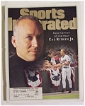 Sports Illustrated Magazine-dec 18, 1995-cal Ripken Jr