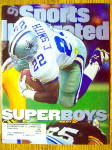Sports Illustrated Magazine-february 5, 1996-superboys