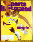 Sports Illustrated Magazine-february 12, 1996-magic