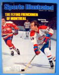 Sports Illustrated February 7, 1977 Guy Lafleur
