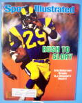 Sports Illustrated December 17, 1984 Eric Dickerson