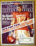 Sports Illustrated Magazine August 12, 2002 Tom Harris
