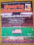 Sport Illustrated Magazine September 16, 2002 Football