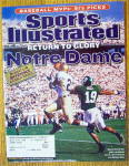Sport Illustrated Magazine September 30, 2002 M Stovall