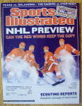 Sport Illustrated Magazine October 14, 2002 Nhl Preview