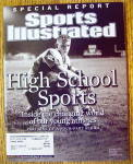 Sports Illustrated Magazine November 18, 2002 H S Sport
