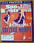 Sports Illustrated Magazine November 25, 2002 Arizona