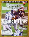 Sport Illustrated Magazine January 20, 2003 Crunch Time