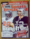 Sport Illustrated Magazine January 27, 2003 Bring It On