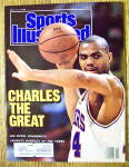 Sports Illustrated Magazine December 12, 1988 C Barkley