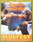 Sports Illustrated Magazine April 29, 1991 Slugfest