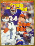 Sport Illustrated Magazine January 20, 1992 Super Bills