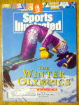 Sport Illustrated Magazine January 27, 1992 Olympics