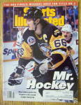 Sport Illustrated Magazine June 8, 1992 Mario Lemieux