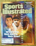 Sport Illustrated Magazine Dec 28, 1998-jan 4, 1999