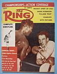 The Ring Magazine-february 1961-robinson/fullmer