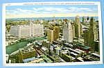 View Of North Side Chicago Postcard-century Of Progress