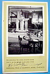 1933 Century Of Progress, Narcissus Tea Room Postcard
