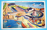 Enchanted Island Postcard (1933 Chicago Fair)