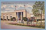 Ymca Building Postcard (1939 New York World's Fair)