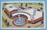 General Electric Building Postcard (1939 New York Fair)